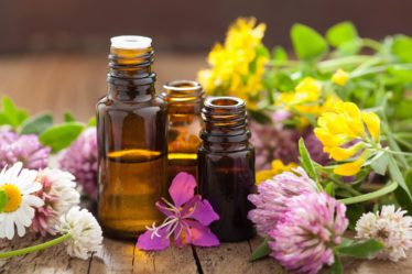 essential oils-aromatherapy