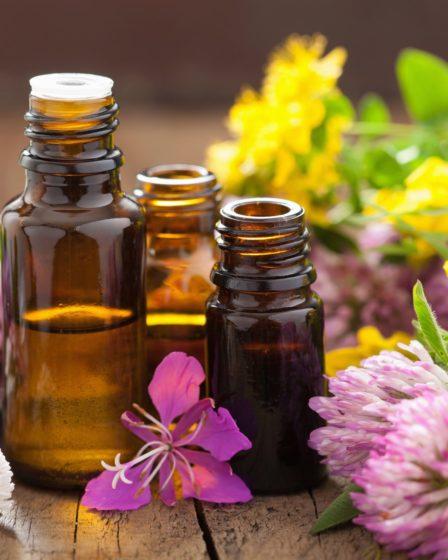 essential oils-aromatherapy
